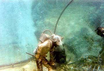 Under sea structures